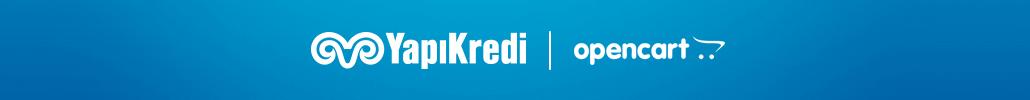 Yapı Kredi Opencart Sanal Pos Modülü